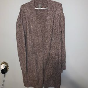 Oversized Joe Fresh Long Cardigan New Size S